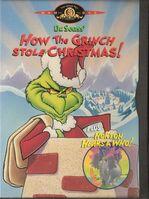Grinch DVD 1996