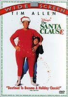 TheSantaClause DVD 2000
