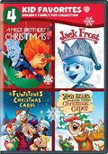 4 Kid Favorites Holiday Family Fun Collection