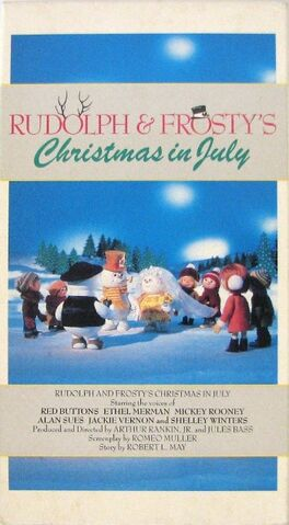 File:RudolphAndFrosty VHS 1980s.jpg