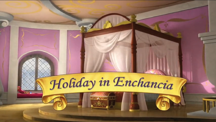 Holiday In Enchancia | Christmas Specials Wiki | FANDOM Powered By Wikia