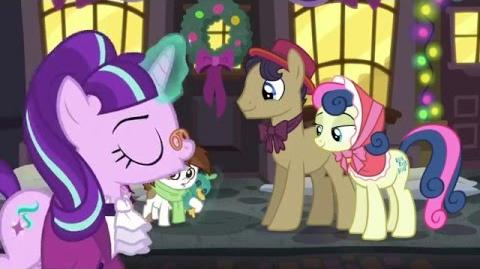 MLP FiM Music Say Goodbye to the Holiday HD