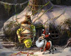 Shrek the Halls 2