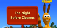 The Night Before Zipsmas / A Gift For Zooter