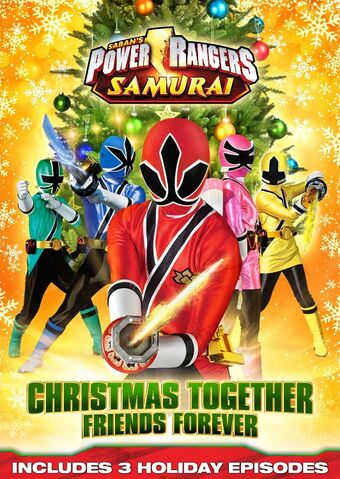 File:PowerRangerSamurai Christmas DVD.jpg