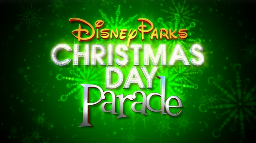 Disney Parks Christmas Day Parade | Christmas Specials Wiki ...