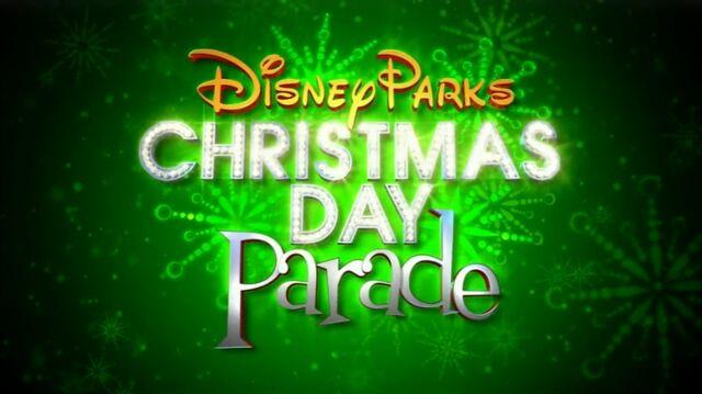 File:DisneyParksChristmasParade2013.jpg