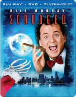 Scrooged Bluray 2013