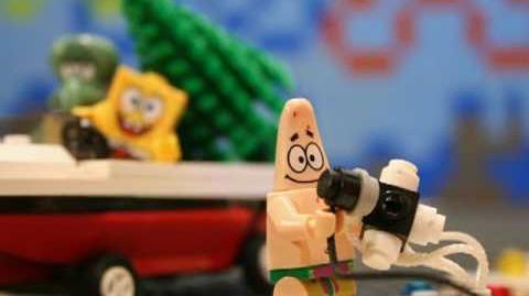 Lego Spongebob - Don't Be A Jerk It's Christmas (director's cut)