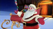 Pooh's Super Sleuth Christmas Movie - Santa Claus