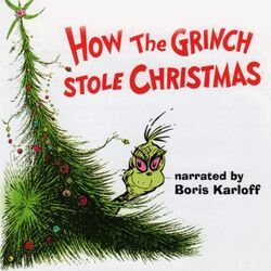 How the Grinch Stole Christmas Soundtrack