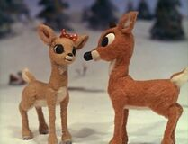 Rudolph meets Clarice
