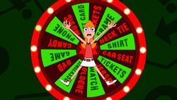 Candace Present Roulette