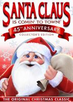 SantaClausIsComingToTown DVD 2015