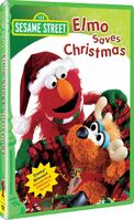 ElmoSavesChristmas DVD 2008