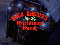 Brer rabbit christmas carol