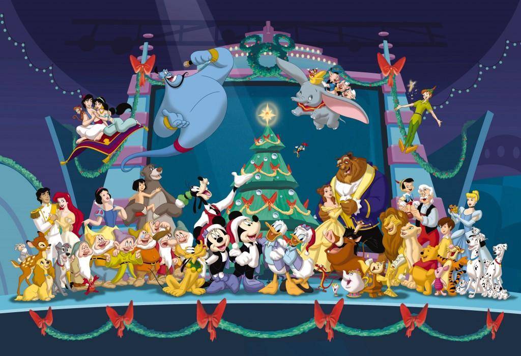 Resultado de imagen para house of mouse christmas
