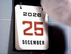 Thunderbirds- 2016 Calendar shot