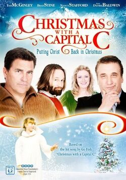 ChristmasWithACapitalC Bluray