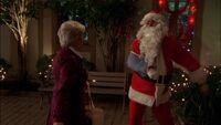 Santa Claus kills Alice DuBois