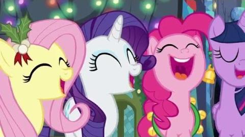 MLP FiM Music Hearth's Warming Eve Is Here Once Again (Reprise) HD