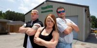 Lizard Lick Towing Christmas Special