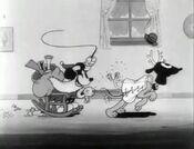 MickeysOrphans-MickeyAsSanta