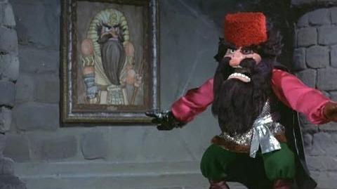 Kubla Kraus Theme in Jack Frost (1979)