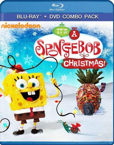 File:Its A SpongeBob Christmas Bluray.jpg