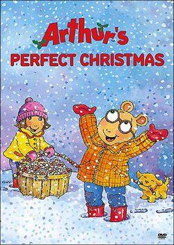 ArthursPerfectChristmas DVD