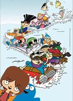 Category:Cartoon Network Studios