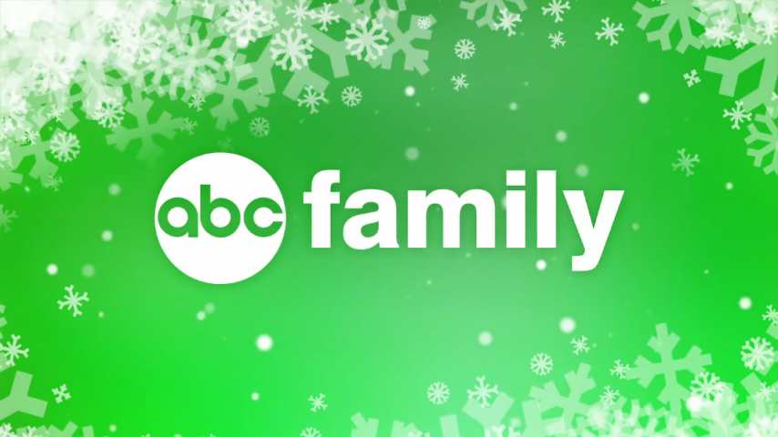 Image - ABC Family Christmas logo.png   Christmas Specials Wiki ...
