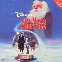 OneMagicChristmas Laserdisc