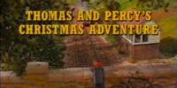 Thomas and Percy's Christmas Adventure