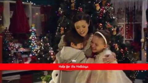 Hallmark - Help for the Holidays - Promo
