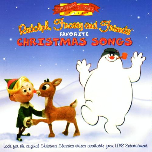 Rudolph, Frosty and Friends' Favorite Christmas Songs | Christmas ...