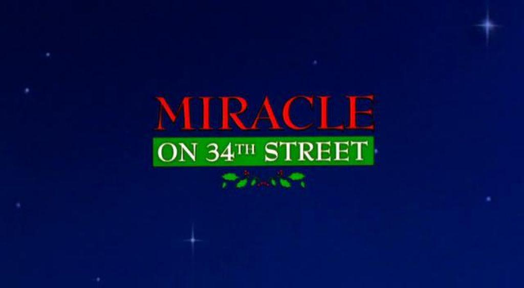 On 34th street the movie