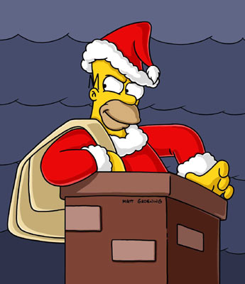 Homer Simpson | Christmas Specials Wiki | FANDOM powered by Wikia
