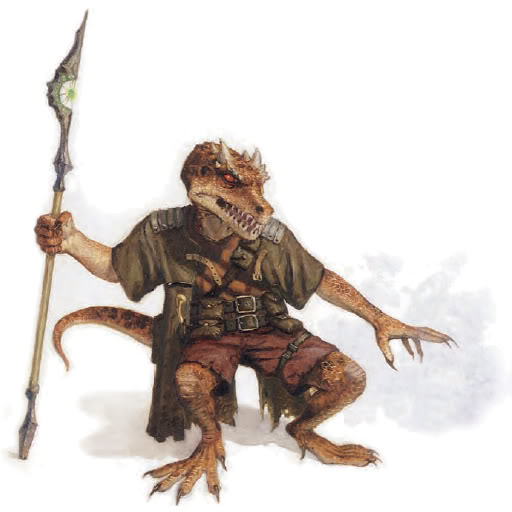 5e Kobold - RPG Stuff