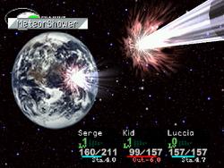 MeteorShower Element