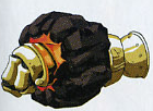 Magma Hand