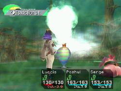 ToxicBurst Element