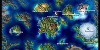 Chrono Cross locations