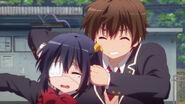 X05+Yuuta+punishes+Rikka
