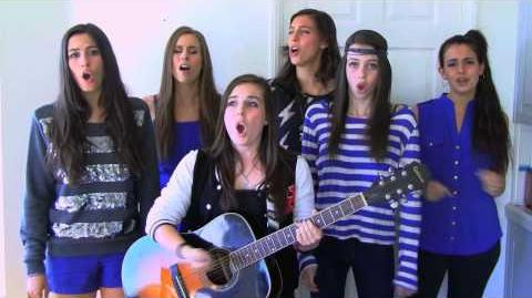 """""""I Knew You Were Trouble"""" by Taylor Swift - cover by CIMORELLI!-0"""