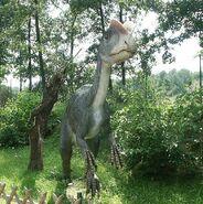 Baltow,Poland Dilophosaurus