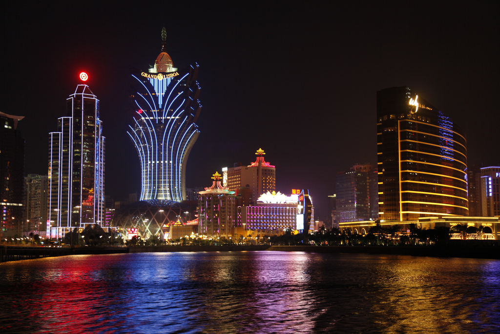 macau skyline Gallery