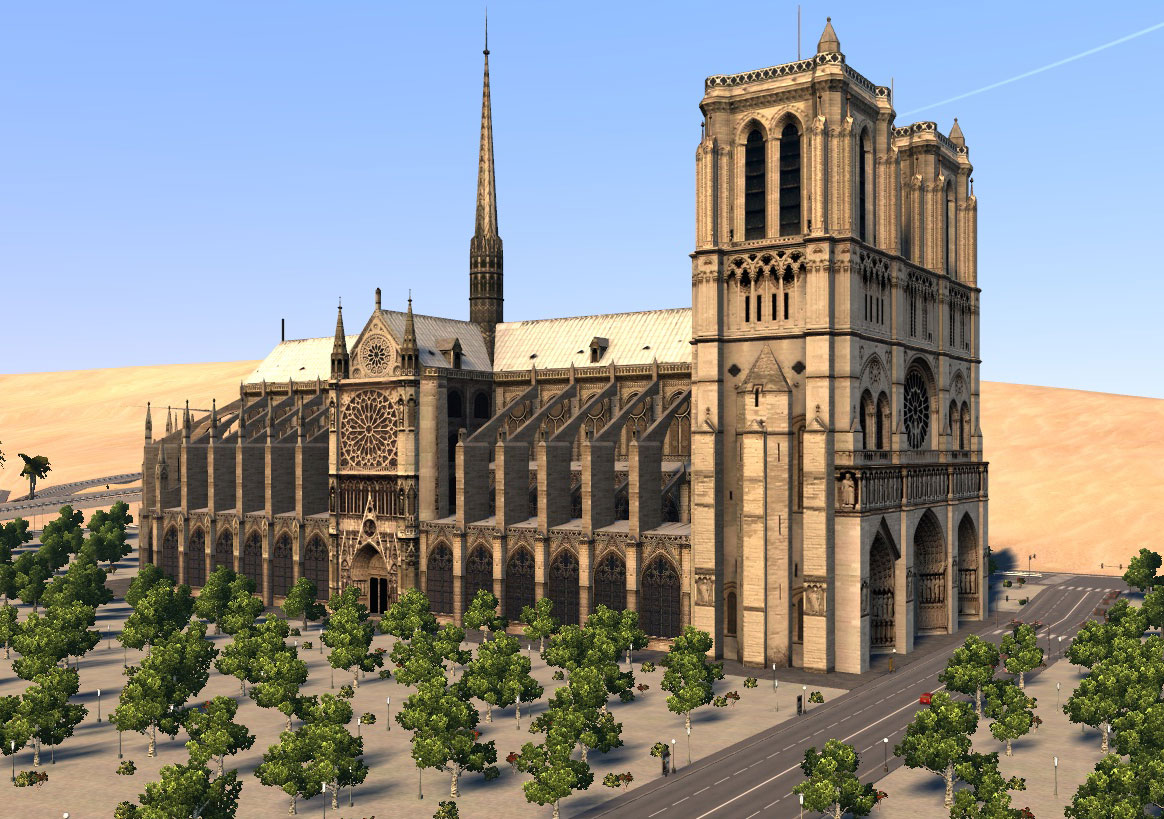 notre dame paris - photo #27