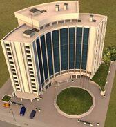 Modern 3 Star Hotel