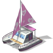 Honeymoon Sailboat-SW